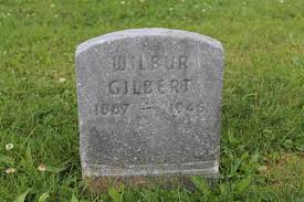 Wilbur Gilbert (1887-1946) - Find A Grave Memorial