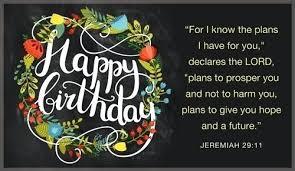 Birthday Bible Quotes Unique Birthday Bible Quotes Impressive Best Christian Happy Birthday