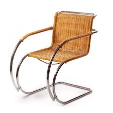 bauhaus mies van der rohe 20th century furniture mr20 chair 20thcdesign