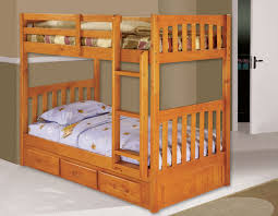 Edmond Slide Out Trundle Unit for Youth Bunk Beds