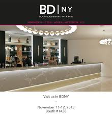 Boutique Design New York 2018 Compac Will Be Present At Bdny 2018