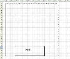 Graph Paper Template Excel Paper Modernmuslimwoman Com