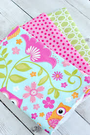 Burp Cloth Pattern Extraordinary Baby Burp Cloth Pattern Crazy Little Projects