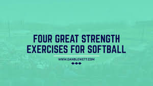 4 great strength exercises for softball players quickly improve sd strength