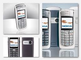 Nokia 6020 (2004)
