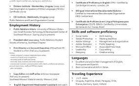 Standard Font Size For Resume Pretty Inspiration Ideas Font Size For