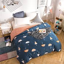 original nordic style duvet cover with zipper cotton quilt cover soft breathable twin king size comforter