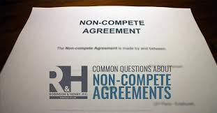 Colorado Non Compete Agreements Lawyers Robinson Henry P C
