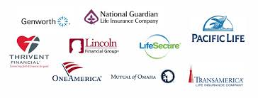 i do business with genworth financial national guardian life insurance company pacific life thrivent financial lincoln national life insurance company