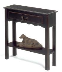 black sofa table with drawers console table design small with drawers null furniture international accents petite