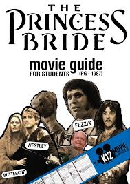 best movie guides images secondary school  the princess bride movie guide cover increase your students comprehension of this classic movie