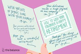 How To Best Wish Your Coworker A Happy Retirement