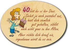 40 Geburtstag Geschenk Lustiges Spruchbrettchen On Popscreen