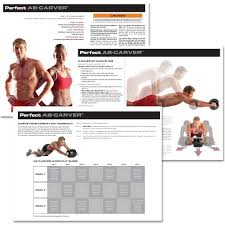 Perfect Fitness Ab Carver Pro Abdominal Six Packs Workout