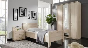 Komplett Schlafzimmer Für Senioren Mit Einzelbett Montego