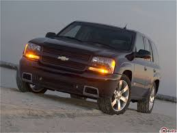 Chevrolet Trailblazer Parts and Accessories: Automotive: Amazon ...
