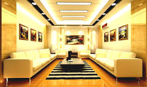 latest false designs for living room bed ceiling design with two fans pop hall bedroom