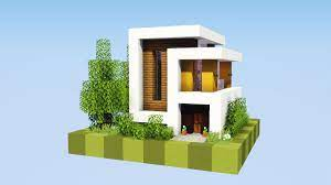 Woah so weird me and you built the same exact house from the exact same picture. Minecraft Modern House Hledat Googlem Minecraft Small Modern House Minecraft Modern Modern Minecraft Houses