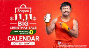 11.11 Big Christmas Sale 2019