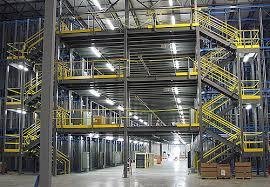 warehouse mezzanine modular office. Houston Mezzanine Warehouse Modular Office