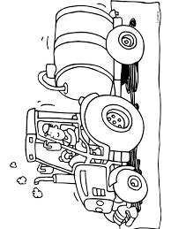 Kleurplaat Tractor Drawing Tractor Drawing Drawings En Coloring