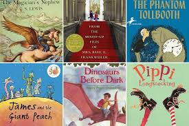 chapter books to read to kids
