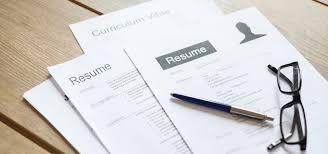 Res Ume The Value Of Resume Review Careercast Com