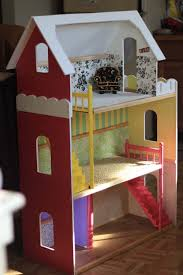 Repair And Remodel A Doll House 40 Steps With Pictures Classy Spray Painting Patio Furniture Remodelling