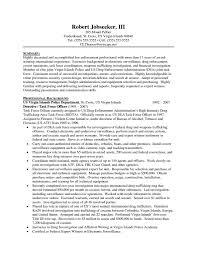 law enforcement resume with law enforcement resume law enforcement resume examples