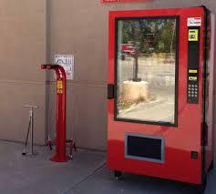 Bike Repair Vending Machine Extraordinary Proposal For An Open BikeRepair Stands Description And Costs