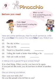 Grade 2 Reading Lesson 9 Fairy Tales Pinocchio   English reading ...