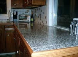 metal edging tile countertops metal edging diffe kitchen with stainless steel
