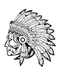 Native American Coloring Pages Special Offer Native Coloring Page