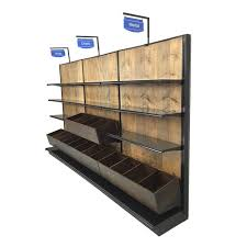 Retail Displays and Shelving | Liquor and Wine Stores | Wood Designs