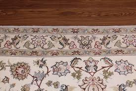 3x5 tabriz 350 kpsi persian rugs 50 raj tabriz persian carpets with silk