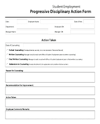 Form To Write Up An Employee Employee Write Up Forms Printable Wsswoodstock Xyz
