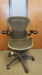 miller office chair. simple office used herman miller aeron chairs size b with office chair
