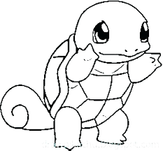 Print Pokemon Coloring Pages