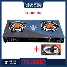COMBO Bếp gas hồng ngoại Fujishi FJ-H10-HN + Bộ dây van ngắt gas tự động  Namilux