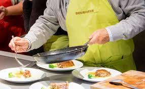 Les Cours De Cuisine