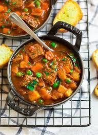 crockpot vegetable beef soup easy