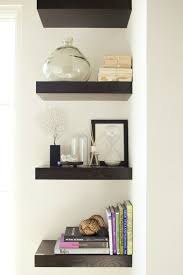 Square Corner Shelves