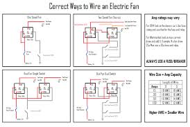 the correct way to wire an electric fan rx7club com the correct way to wire an electric fan efanwires jpg