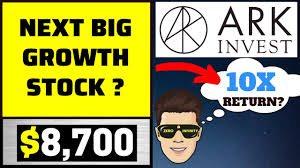 No one can surely predict the future. Will Cathie Wood S Ark Invest Arkk Buy This New High Growth Stock Youtube