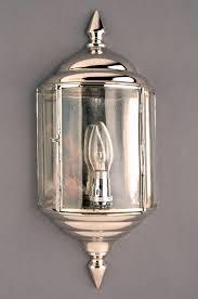 art deco style wall lights uk. wentworth art deco style polished nickel outdoor wall lantern lights uk