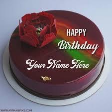 Name Editor 3d Birthdaycakeformencf
