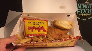 I knew a man bojangles. Bojangles Chicken Strips Supreme Review 2 Minute Food Reviews Youtube