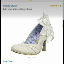 Irregular Choice Shoe Size Chart Irregular Choice Shoes Size 6 7