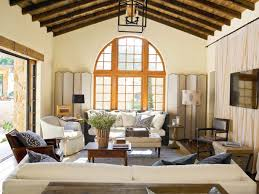Rustic Living Room Curtains Ideas For Large Living Room Windows B Affordable Curtain For