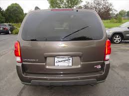 2008 Chevrolet Uplander LT 4dr EWB Mini-Van In Machesney Park IL ...